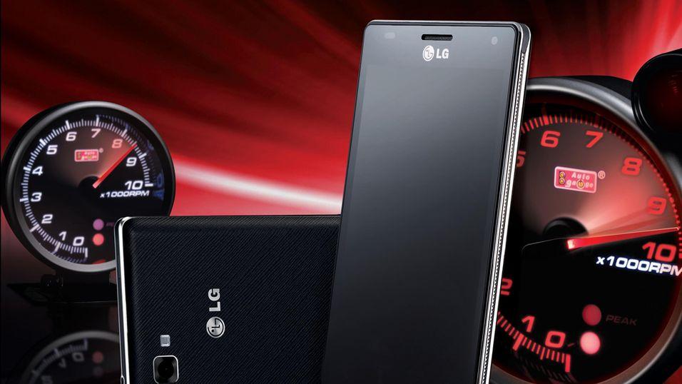 LGs første mobil med fire kjerner