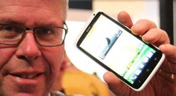 HTC One X Denne skulle vi gjerne beholdt