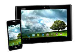 Asus PadFone er en telefon med storskjerm.