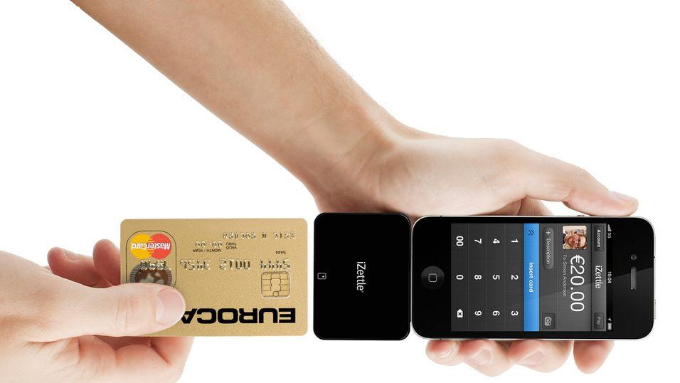 Nå kan du ta betalt med kort på mobilen
