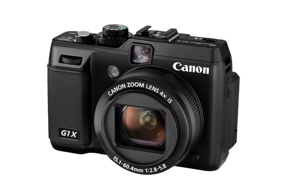 TEST: Canon PowerShot G1 X