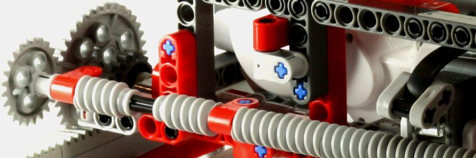 14-åring bygde Lego-printer