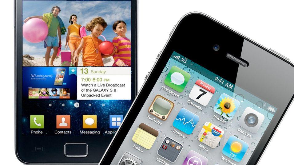 iPhone- og Android-apper kan stjele bildene dine