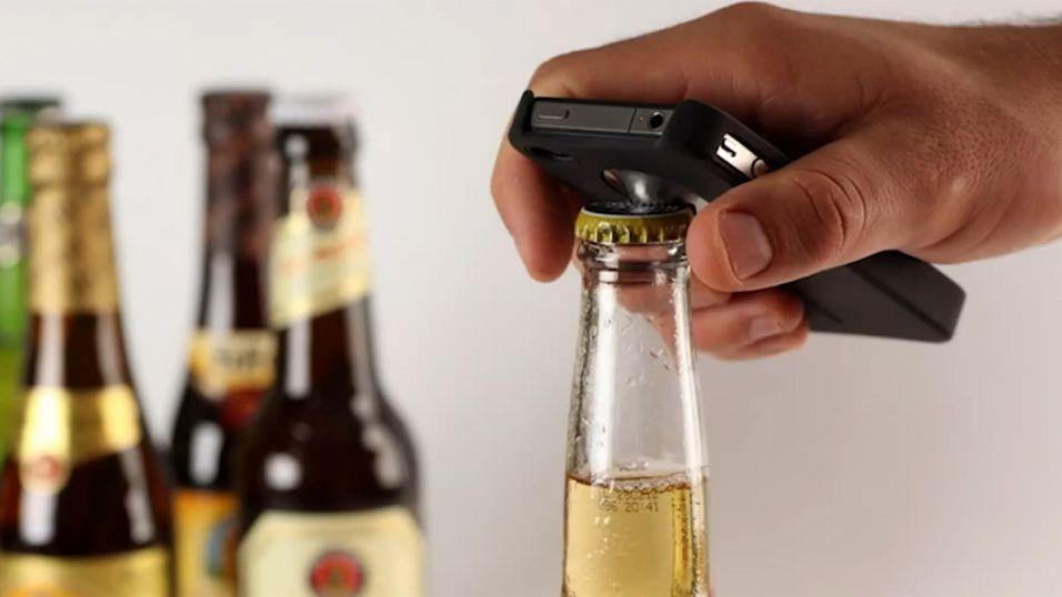 Dekselet som gjør iPhone til bartender