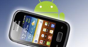 Samsung lanserer mini-Android
