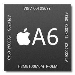 Om iPad 3 får den nye firekjerners A6-prosessoren, eller
