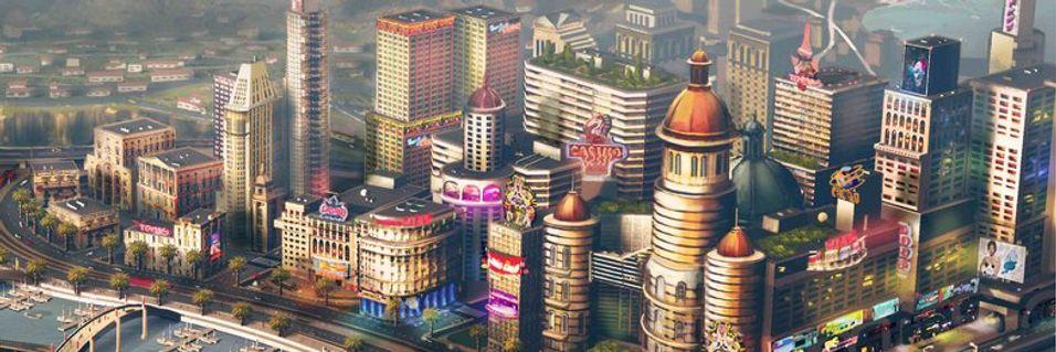 Bygg din egen SimCity neste år