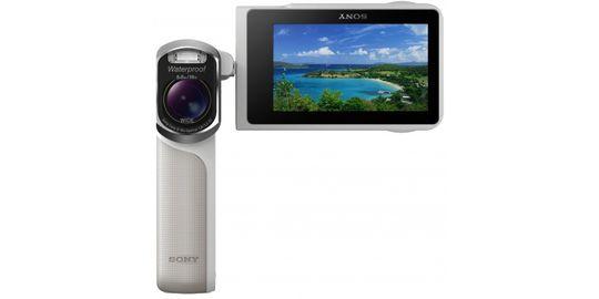 Sonys nye videokamera GW55VE kan filme under vann.