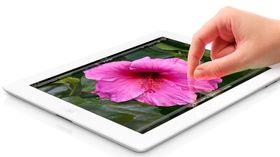 Lanseringen av Apples 3. generasjon iPad var ett av høydepunktene i mars.