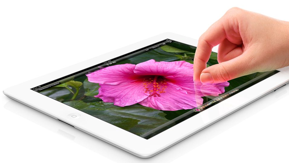 Slik er Apples nye iPad