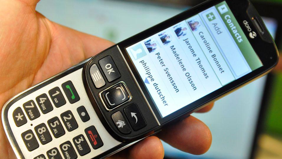SNIKTITT: En smarttelefon alle kan bruke