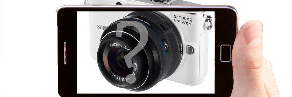 Hva pønsker Samsung på?