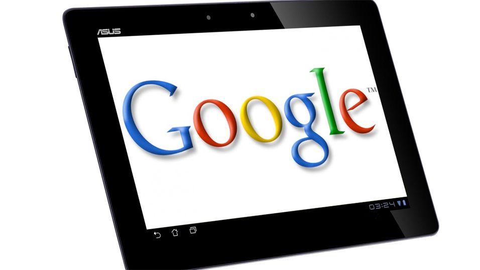 Asus og Google samarbeider om nettbrett