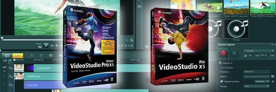 Corel slipper raskere videoredigering
