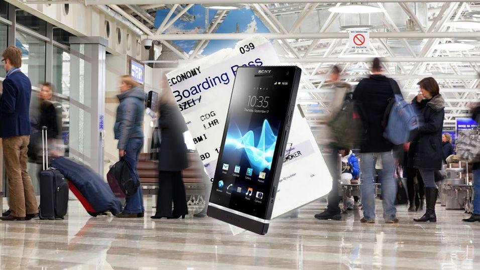 Snart kan du bruke mobilen som flybillett