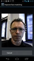Ansiktsgjenkjenningen er en av flere nyttige nye funksjoner i Android 4.