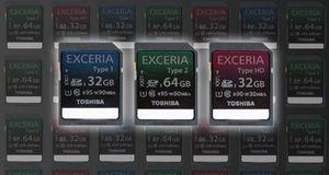 Toshiba tramper på gassen