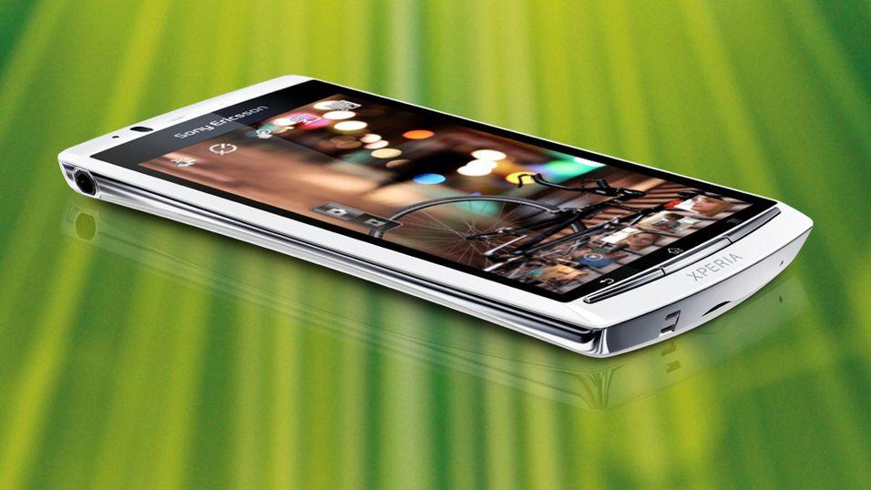 KONKURRANSE: Vant du en Android-mobil?