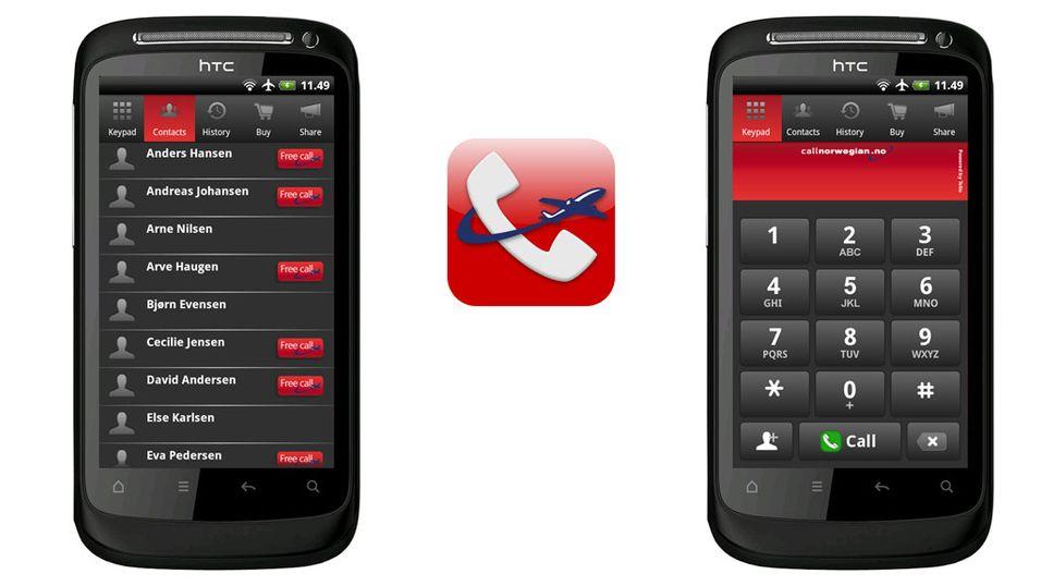 Nå kan også Android-brukere ringe fra flyet