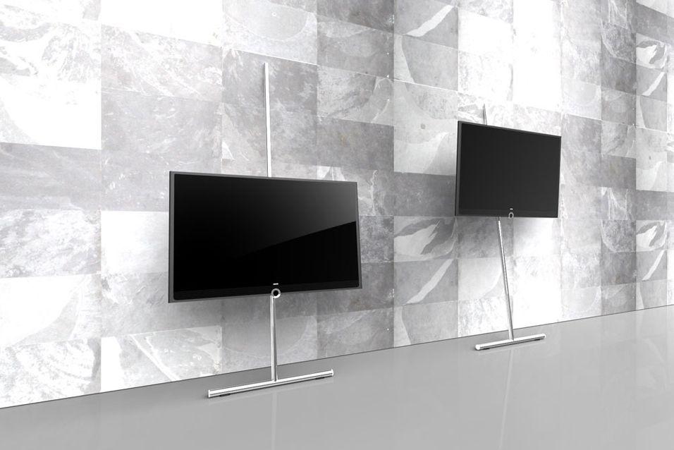 Annerledes TV-stativ fra Loewe