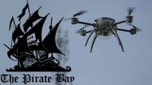 The Pirate Bay vil gjemme servere i flyvende droner