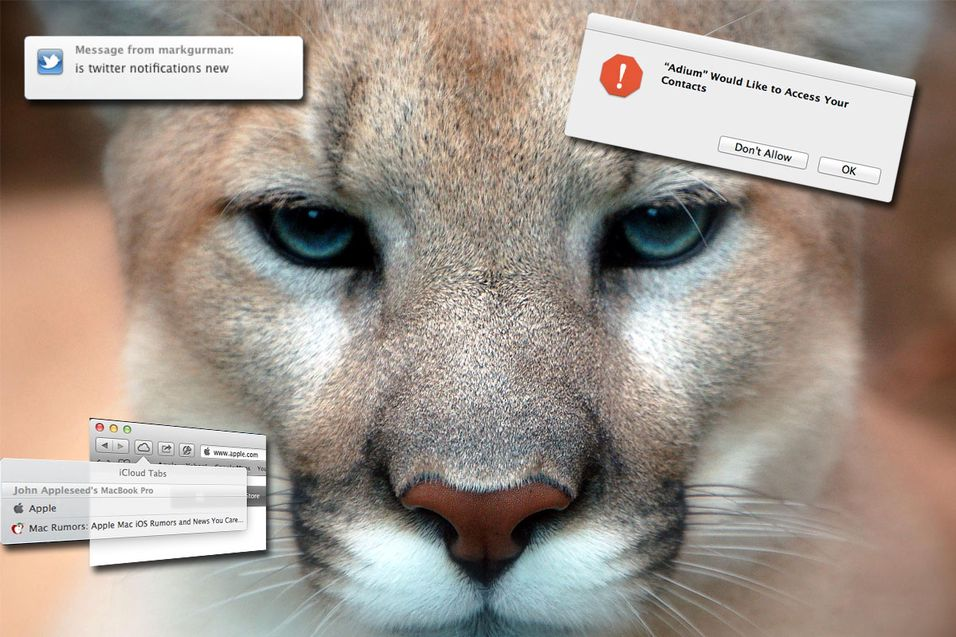 Slik er nye OS X Mountain Lion