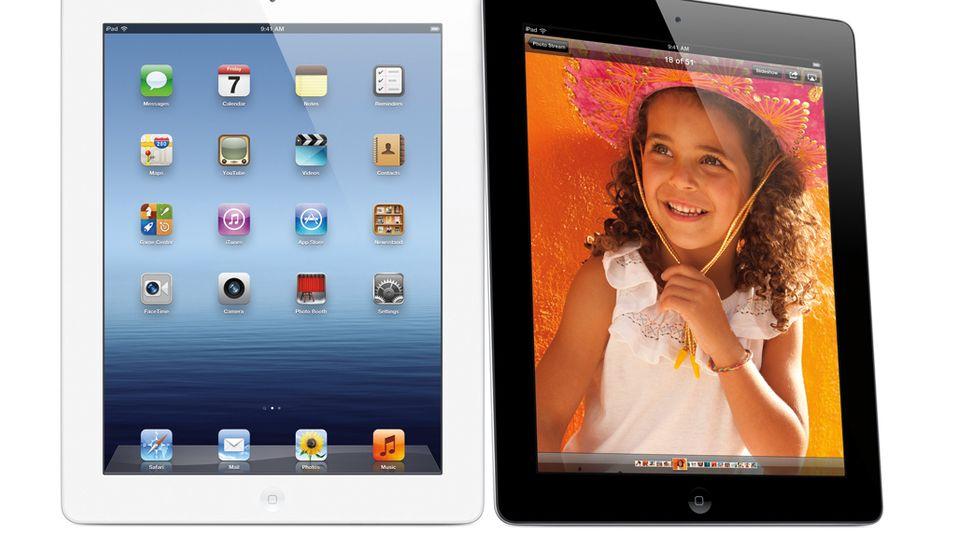 Solgte tre millioner iPad-er på tre dager