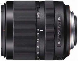 Sonys nye 18-135mm F3.5-5.6.