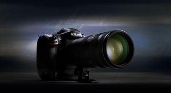 Les manualene til Nikons nye råskinn