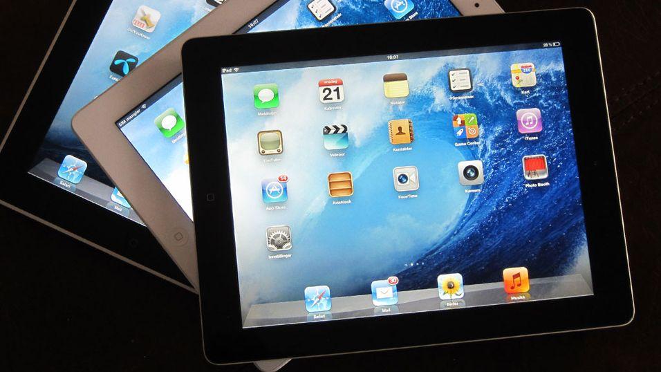 Nå risikerer Apple bøter for 4G-merker