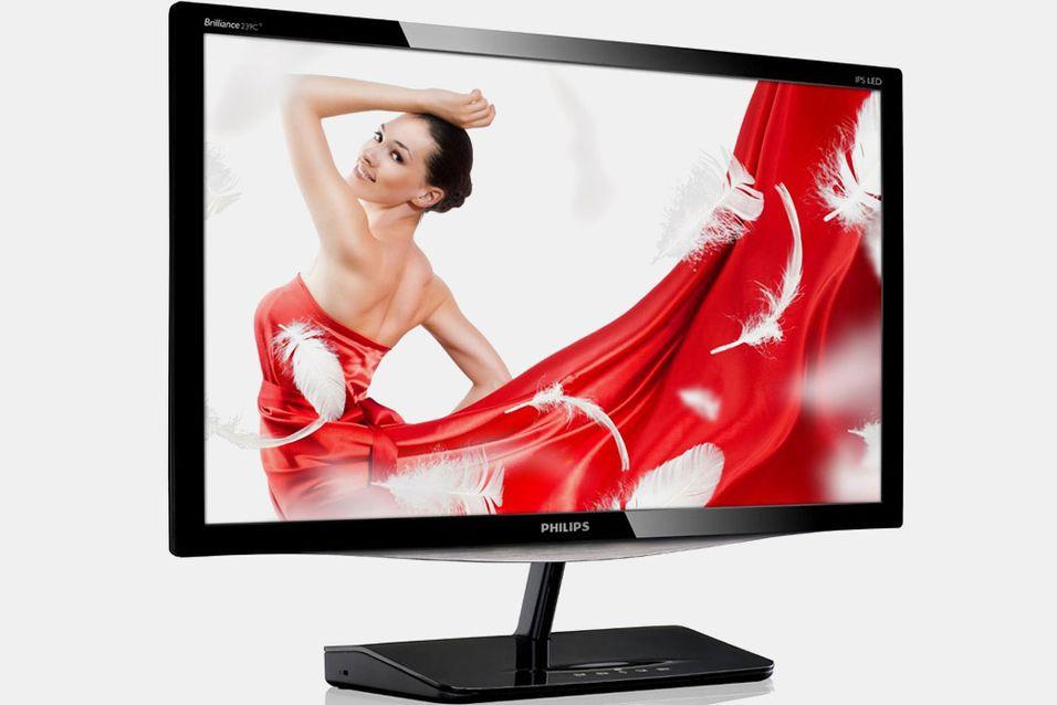 Philips' nye PC-skjerm heter Blade 2