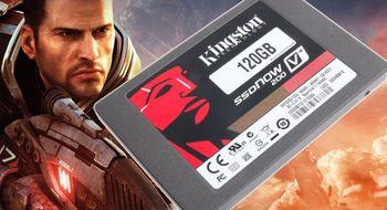 Test: Kingston V+ 200 120 GB
