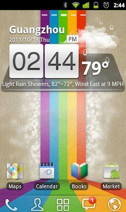 Slik kan hjemskjermen på mobilen din se ut, hvis du installerer en ny