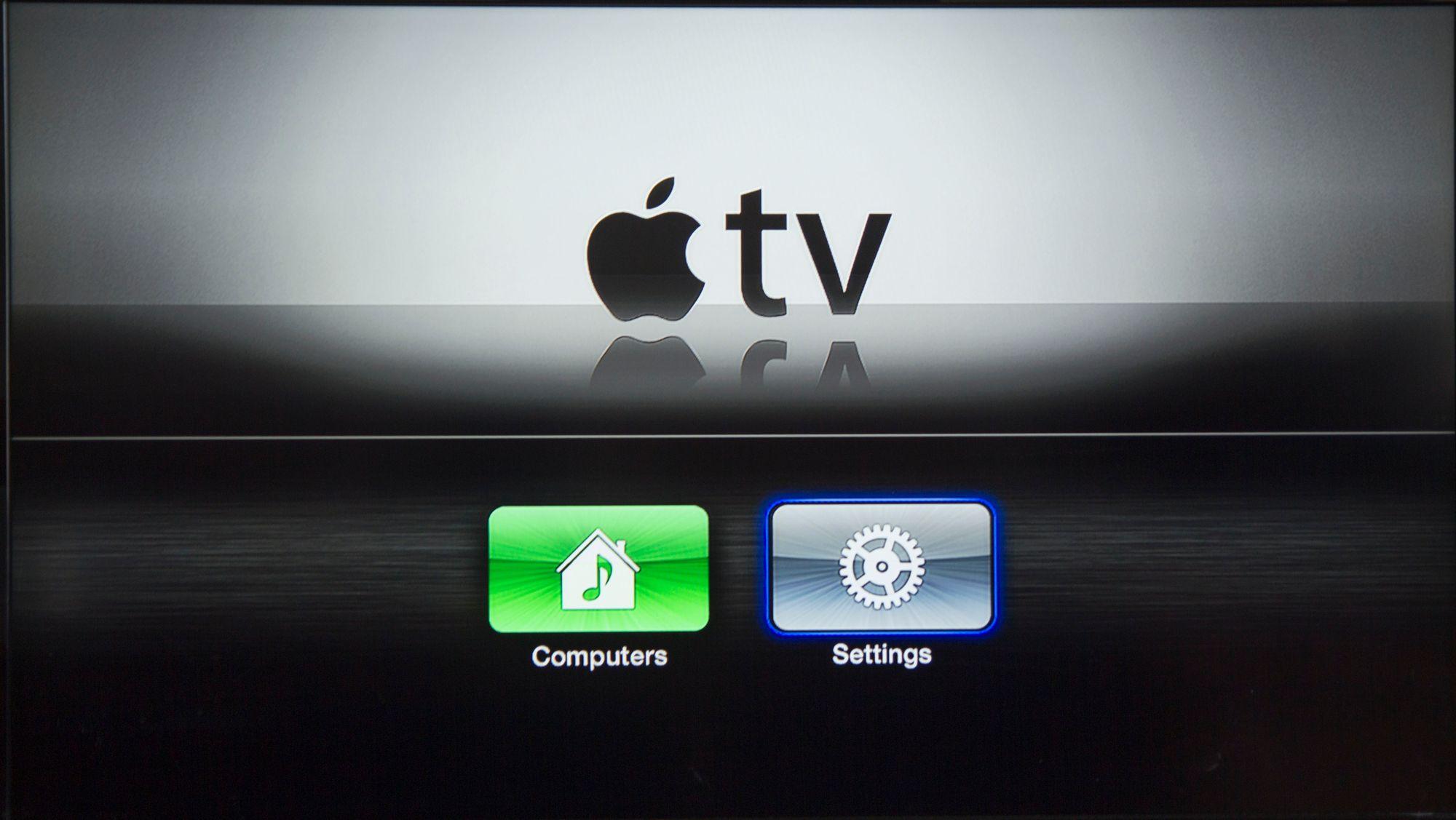 TEST: Apple TV (2012) - I bruk
