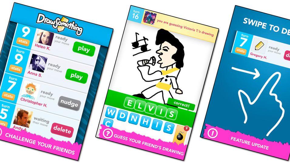 Zynga kjøper populær tegne-app for 1 milliard