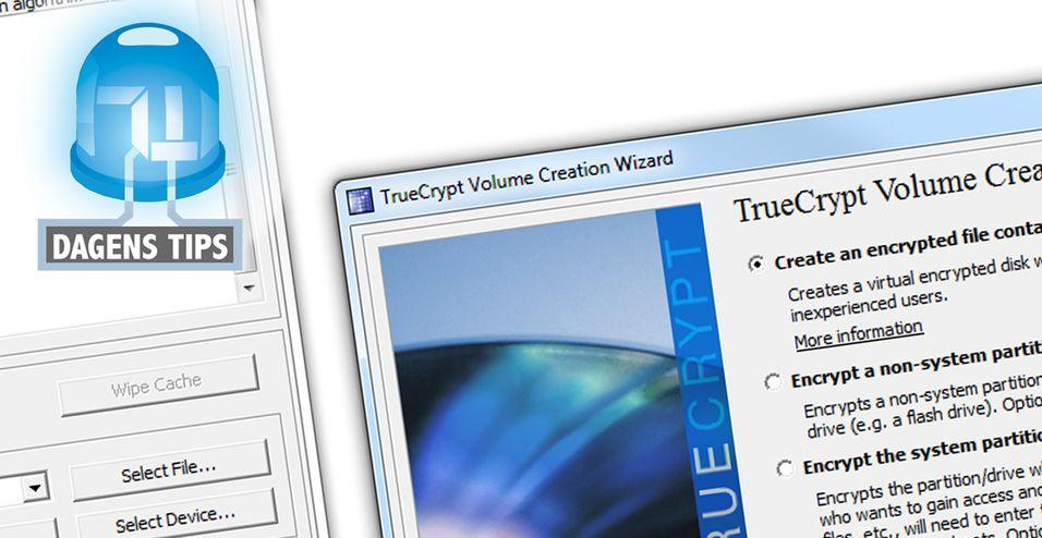 TIPS: Slik holder du filene dine hemmelige