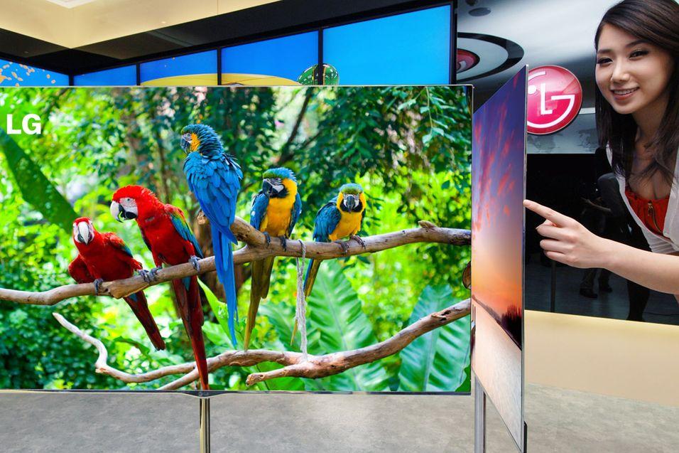 Så mye koster LGs OLED-TV
