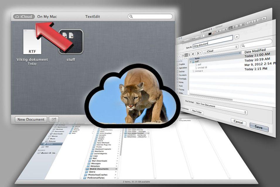 SNIKTITT: Her gjør Mac noe veldig lurt