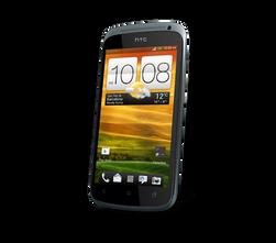 HTC One S er litt mindre enn storebror One X – men også dette er en muskelmobil.
