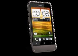 HTC One V er den rimeligste av telefonene i One-serien.