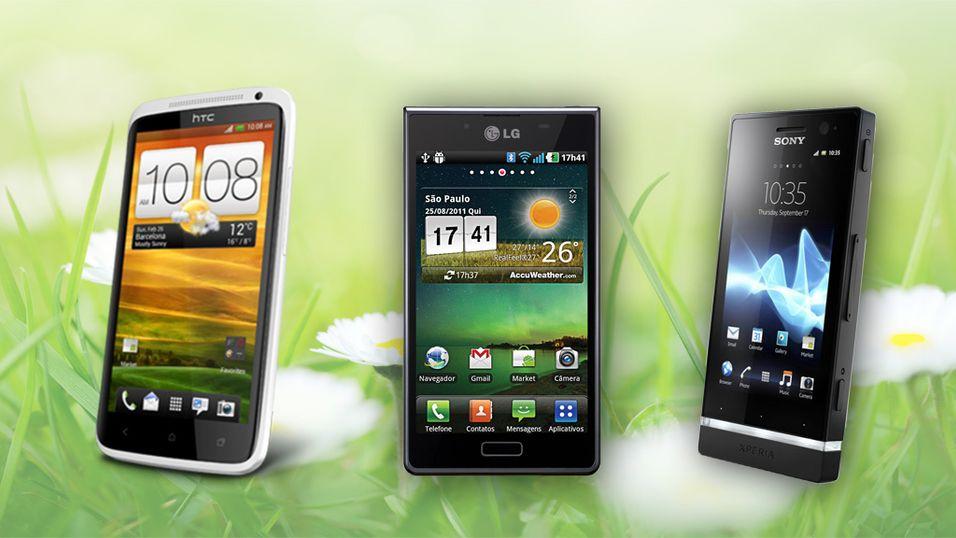 Her er de nye april-mobilene