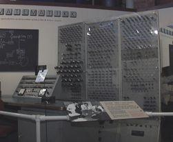NUSSE står utstilt på Teknisk Museum i Oslo.