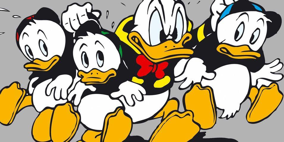 Donald Duck formidler it-stillinger