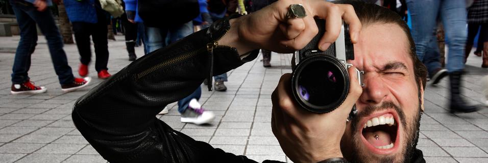 Bli med på bytur med kamera