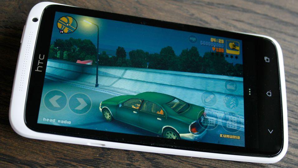 Jelly Bean klar for HTC One X