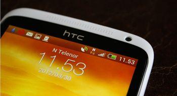 Test: HTC One X