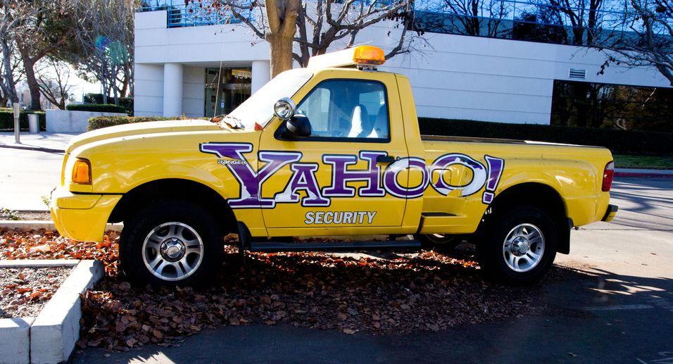 Yahoo! gjør deg anonym