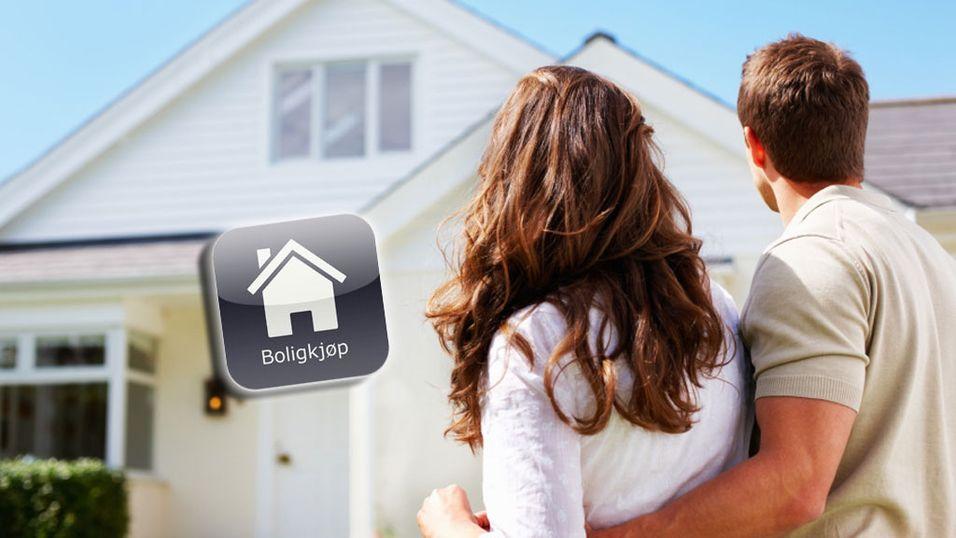 Appen som gir deg råd om boligkjøp