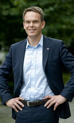Per Andre Rykhus vil tilby TV-kanaler og VOD via Altibox Chill.
