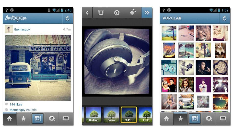 Populær fotoapp endelig i Android-versjon
